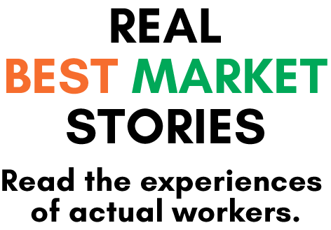 Real Best Market Stories