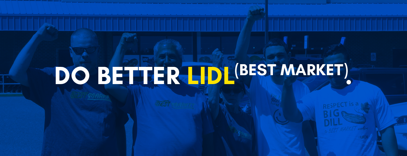 Do Better Lidl (Best Market).